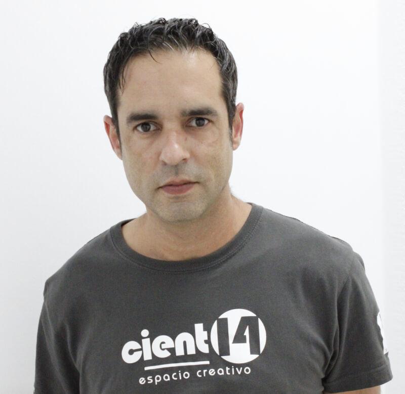 David Mocholi - Auxiliar de artes gráficas