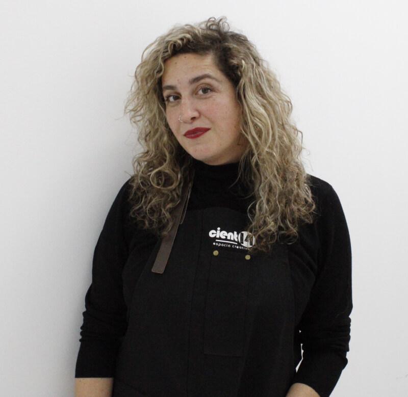 Eva Martín - Jefa de producción