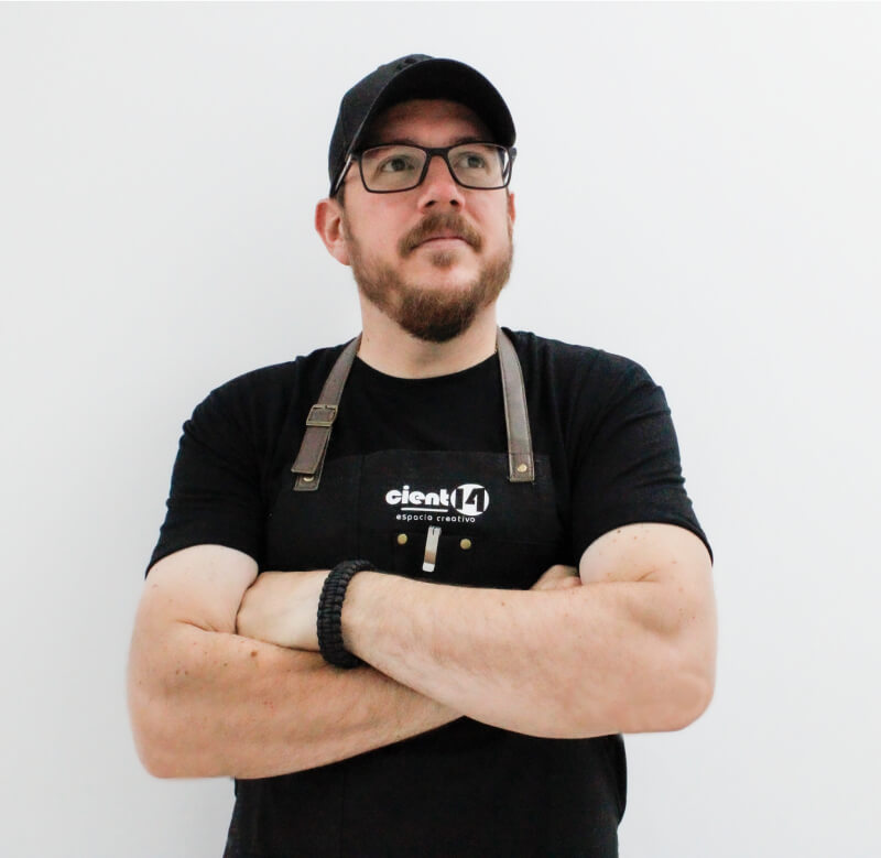 Gustavo Pinzón - Técnico de Producción