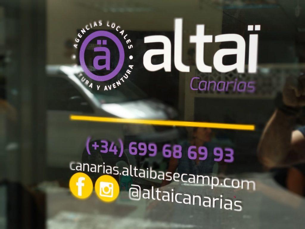 Portafolio Rotulación Altai