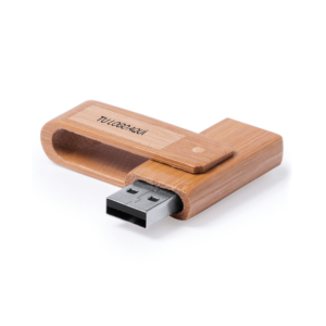 Memoria USB 16GB bambu